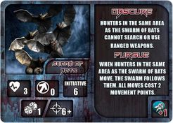 The Order of Vampire Hunters: Swarms Expansion