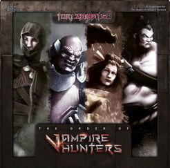 The Order of Vampire Hunters: Tori Zaibatsu Expansion