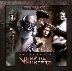 The Order of Vampire Hunters: Tori Zaibatsu Expansion