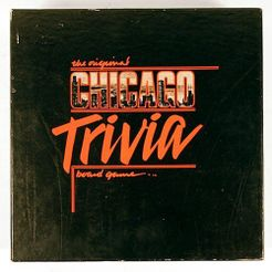 The Original Chicago Trivia Board Game