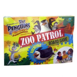 The Penguins of Madagascar Zoo Patrol