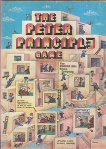 The Peter Principle Game