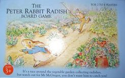The Peter Rabbit Radish Board Game