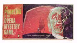 The Phantom of the Opera Mystery Game