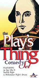 The Play's The Thing Comedy Set
