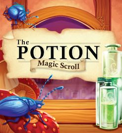 The Potion's Magic Scroll