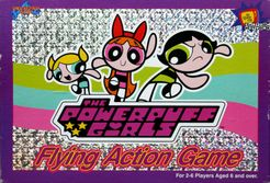 The Powerpuff Girls: Flying Action Game