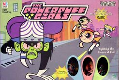 The Powerpuff Girls: Mojo Jojo Attacks Townsville Game
