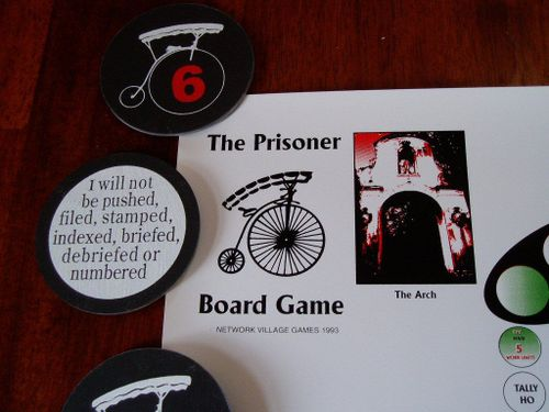 The Prisoner Board Game