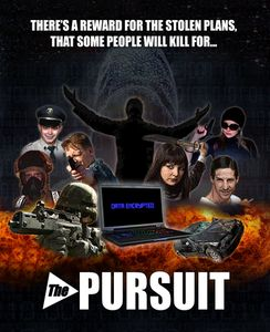 The Pursuit Card Game