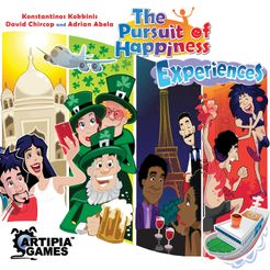 The Pursuit of Happiness: Experiences