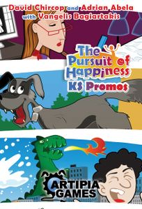 The Pursuit of Happiness: KS Promos