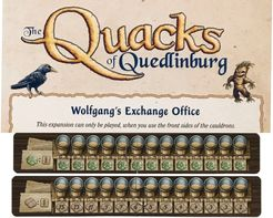 The Quacks of Quedlinburg: Wolfgang's Exchange Office