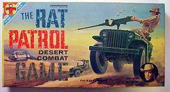 The Rat Patrol Desert Combat Game