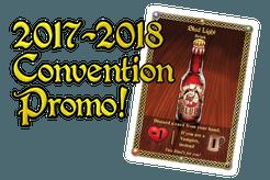 The Red Dragon Inn: Blud Light