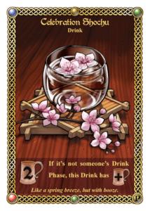 The Red Dragon Inn: Celebration Shochu