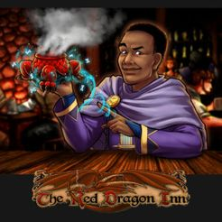 The Red Dragon Inn: Chronos the Time Mage
