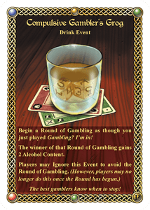 The Red Dragon Inn: Compulsive Gambler's Grog