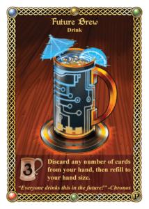 The Red Dragon Inn: Future Brew