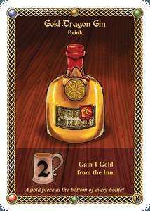 The Red Dragon Inn: Gold Dragon Gin