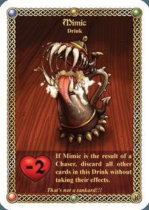 The Red Dragon Inn: Mimic