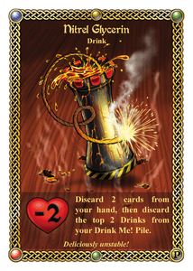 The Red Dragon Inn: Nitrel Glycerin