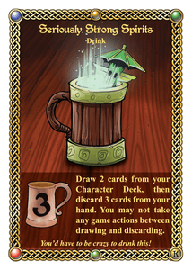 The Red Dragon Inn: Seriously Strong Spirits