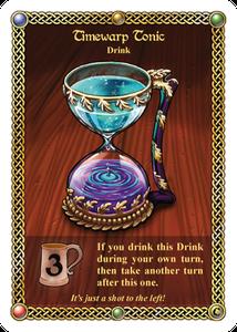 The Red Dragon Inn: Timewarp Tonic