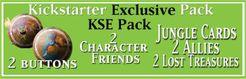 The Red Dragon's Lair: Secret Passage – Exclusive Kickstarter Pack
