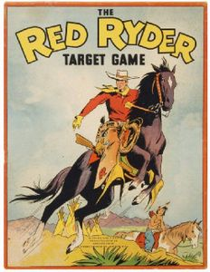 The Red Ryder Target Game