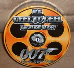 The Reel to Reel Picture Show James Bond 007 Movie Trivia Game
