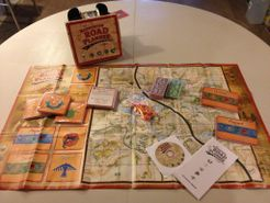 The Reservation Road Planner: Tribal Board Game