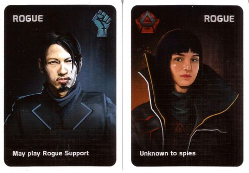 The Resistance: Rogue Agent and Sergeant Modules
