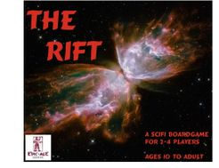The Rift: A Scifi Boardgame