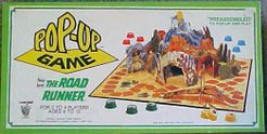 The Road Runner Pop-Up Game