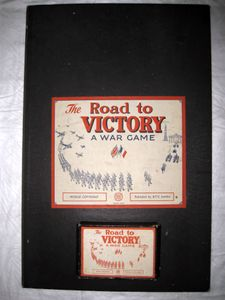 The Road to Victory: A War Game