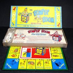 The Romper Room Do Be Game