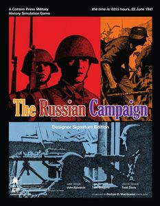 The Russian Campaign: Designer Signature Edition