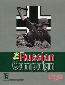 The Russian Campaign: Southern Expansion Kit
