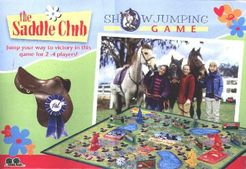 The Saddle Club Showjumping Game