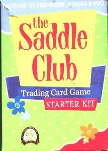 The Saddle Club Trading Card Game
