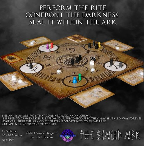 The Sealed Ark