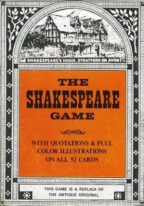 The Shakespeare Game