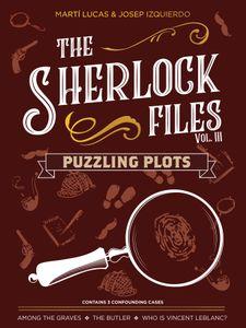 The Sherlock Files: Vol III – Puzzling Plots