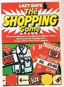 The Shopping Game