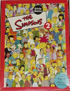 The Simpsons 2 Trivia Game