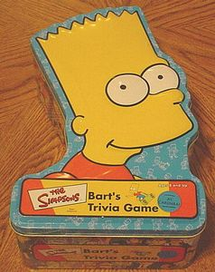 The Simpsons: Bart's Trivia Game