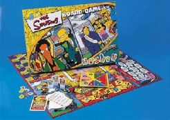 The Simpsons Board Game