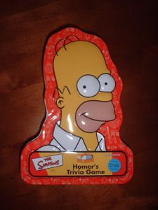 The Simpsons: Homer's Trivia Game