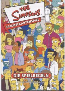 The Simpsons Sammelkartenspiel